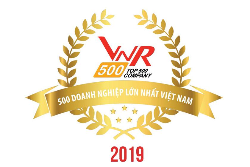 Xếp hạng Top 500 Doanh nghiệp lớn nhất Việt Nam năm 2019